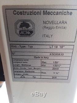 LAGUNA TOOLS LT18 Italian-made Bandsaw with 4.5HP Baldor Industrial Motor
