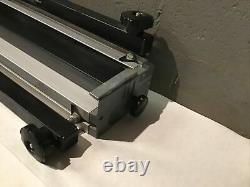 Leigh Dovetail Jig D-1258R-24 24 Good Condition Woodworking Tools Free Shipping