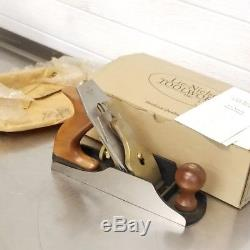 Lie-Nielsen 4-1/2 Wood Woodworking Smooth Plane Made in USA with Box L-N 4 1/2