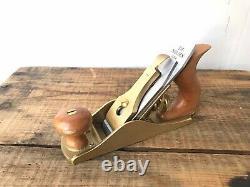Lie Nielsen No. 1 #1 Bronze Bench Plane Woodworking Great Gift