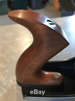 Lie-Nielsen No. 4 1/2 Smoothing Woodworking Plane WithExtra Common Pitch Frog