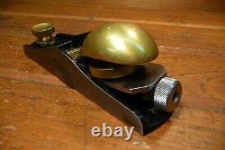 Lie Nielsen No. 60 1/2 Low Angle Block Plane Sharp Woodworking Tool