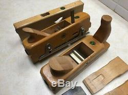 Lot of ULMIA OTT Woodworking Tools
