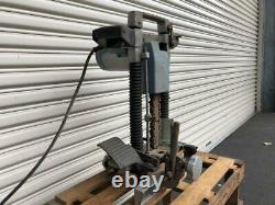Makita 7100B Chain Mortiser TESTED DIY power tools electric woodworking USED