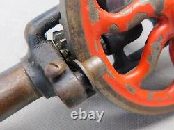 Millers Falls # 2 Hand Drill Great Condition Antique User Woodworking Tool