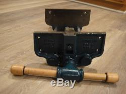 Morgan 200A Wood Woodworker Vise 10-inch Quick Release EX+