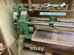 Multico Pro-mex Woodworking Lathe Single Phase Good Working Order