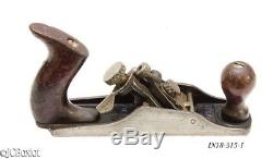 Nice used shape SARGENT TOOLS 707 (stanley 2) size plane woodworking jcboxlot