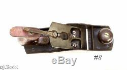 Older model STANLEY TOOLS BEDROCK 604 1/2 w proper cap woodworking plane