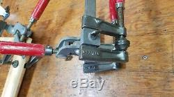 Pair(2) Vintage WETZLER Double Miter clamps Machinist, Carpenters, Woodworking
