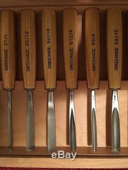 Pfeil wood carving tools Set Of 18