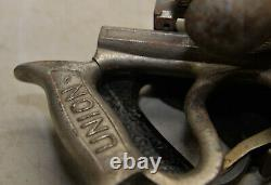 Plane #345 & Stanley No 82 scraper Union 41 collectible woodworking tool lot