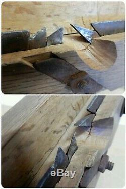 Plane Kanna Scraper Japanese Used Tool Woodwork Craft Singed Carpenter Set of 3