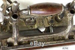Plane only STANLEY TOOLS 55 COMBINATION PLANE woodworking sweetheart era