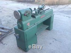 Powermatic 90 Wood Lathe With Some Tooling