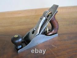 RARE Antique Vintage Stanley No 2 TYPE 2 (1869-72) Pre-Lateral Woodworking Plane