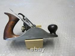 RARE Vintage Antique Stanley No 3 TYPE 1 (1867-69) Pre-Lateral Woodworking Plane