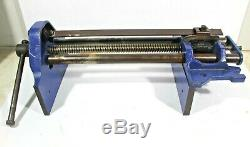 Record 53E woodworking vise