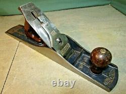 Record wood plane No 06 SS. Record no 6 Stay set Woodworking tools