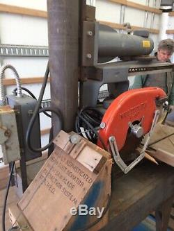 Red Star Vintage Multiplex B-60 Industrial Woodworking Saw Used/working