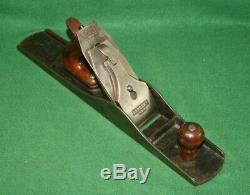 Restored Vintage Sargent V. B. M. No. 418 Woodworking 18 Fore Plane Inv# BH04