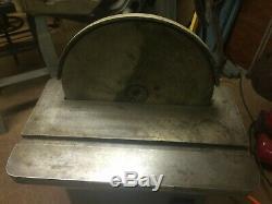 Rockwell/delta Model 31-710 Dual Belt/ Disc Sander/machinist/woodworking Tools