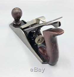 SARGENT #407 Hand Plane Woodworking Tool Vintage (Free Shipping)