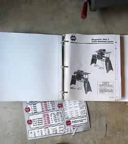 SHOPSMITH MK V 5-in-1 woodworking tool. Excellent condition