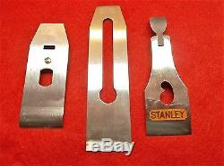STANLEY NO. 2, EXTRA LONG, 8 in. SMOOTH PLANE, WOODWORKING PLANE, NEAR MINT CONDITION