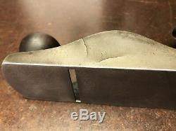STANLEY NO. 2 TYPE 4! B CASTINGS PLANE Vintage Antique Woodworking Hand Tool