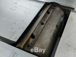 Shopmaster 6 Jointer Planer 4 blade belt driven vintage woodworking tools USA