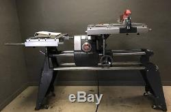 Shops Smith Mark V 510 Home Woodworking System Jointer, Bandsaw, Table saw +