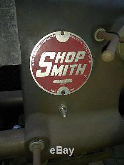 Shopsmith 10ER Vintage wood working machine