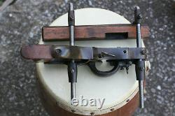 Siegley Patent Combination Plow Plane Wood Fence Woodworking