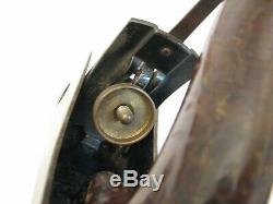 Stanley 10-1/4 Carriage Makers Rabbet Plane Wood Working Tool Tilting Handles