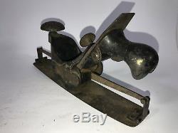 Stanley #113 Radius Plane vintage woodworking tool