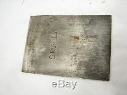Stanley #12 Veneer Scraper Plane Wood Tool Cabinet Makers Woodworking Rosewood