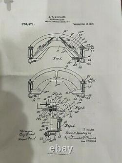 Stanley #196 Curve Rabbit Plane, Wood Working Planes, Collectibles, Antique
