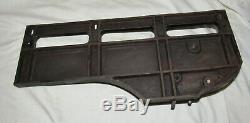 Stanley 52 Shooting board woodworking tool antique vintage tool