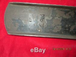 Stanley Bailey Antique No. 7, 22 and Bailey No. 8, 23 wood working plane