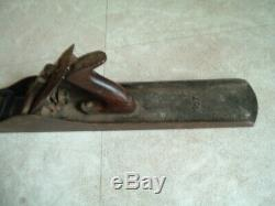 Stanley Bailey No. 7 Jointer Plane Wood Woodworking Tool 3 Patent Dates