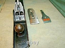 Stanley Bailey No 7 wood plane. Woodworking tools, used