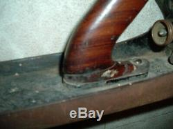 Stanley Bailey No. 8 Jointer Plane Woodworking Tool PAT'D MAR-25-02 AUG-19-02