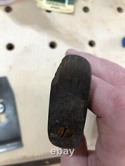 Stanley Bedrock 604 1/2 Wide Smooth Bottom Woodworking Plane