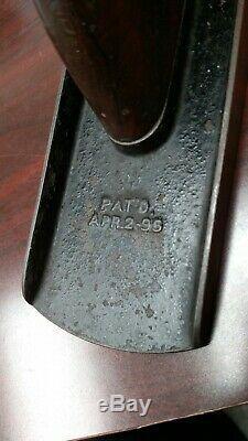 Stanley Bedrock 605 1/2 Plane Vintage Hand 5 1/2 Corrugated Hand Woodworking