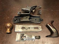 Stanley Bedrock No. 602! Plane SW Sweetheart! Vintage Woodworking Hand Tool