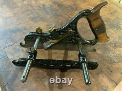 Stanley Millers Patent #43 Antique / Vintage Collectible Wood Working Plane