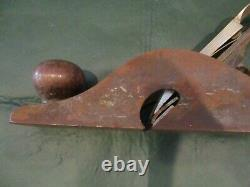 Stanley No 10 Carriage Makers' Rabbit woodworking smooth Plane