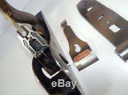 Stanley No 10 wood plane. Carriage plane. Woodworking tools