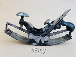 Stanley No. 113 Circular Compass Plane Type 1 or 2 1877 Woodworking Tool